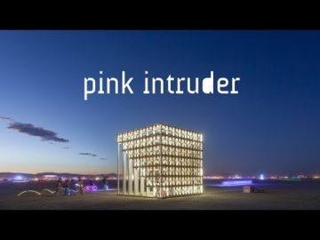Pink Intruder portfolio