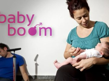 Baby Boom: A pregnancy timelapse